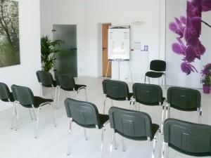 Seminarräume im TMZ - Tschirschnitz Psychotherapie für Kinder, Jugendliche, Erwachsene